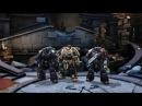 Warhammer Online 40K Dark Millennium Space Marine Trailer HD