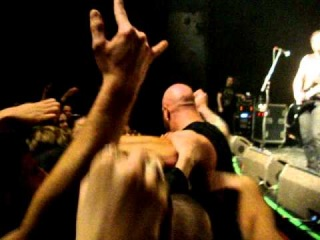 War Of Ages - Strength Within (Live in NYC, Gramercy Theatre, Feb 2011)
