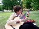 сад эрмитаж клуб волонтёров мк по гитаре 7 июня 2011 Кукушка