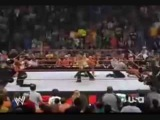 Randy Orton & Trish Stratus (with Jeff Hardy)