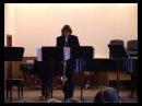 Serban Nichifor Carnyx bass clarinet