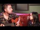 Папа и дочка поют дуэтом повезло маме