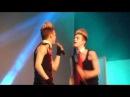 John and Edward (Jedward) We R Who We R - Cork - 07.04.11
