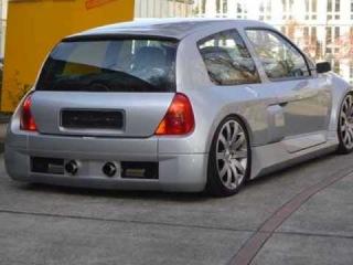Renault Sport Clio V6 PhI N°1111