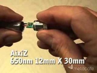 Как сделать прожигающий лазер.avi