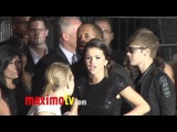 Justin Bieber and Selena Gomez Dissed ABDUCTION Premiere Black Carpet