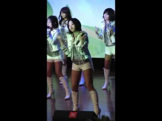 [Cam HD] 110503 T-ara Eunjung - Why Are You Being Like This @ Severance Hospital Children's day [8]