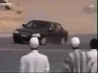 Saudi Arab Drifting
