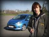 Clio Renault Sport и Ford Fiesta Sport