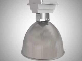 Установка индукционной лампы в существующий светильник