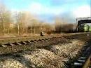 Крушение грузового поезда №2707 на перегоне Ерал-Симская 11.08.2011 г