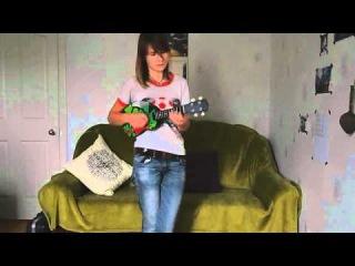 jonathan richman here it is ukulele cover