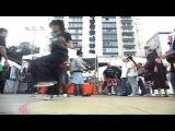 Girls Can Shuffle - Caah ft. Bia [BRA]