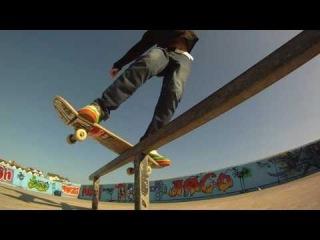 Skateboarding + Gopro HD + Twixtor Slow mo.