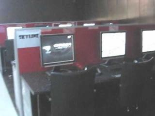 OSPL Spring 2011: Игровая зона CS (места для NaVi)