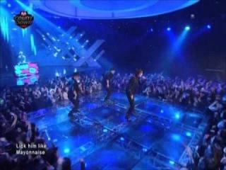 Yamashita Tomohisa - Party Don't Stop Mnet Countdown