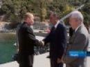 Завершился визит Президента Путина в Грецию   - Первый канал