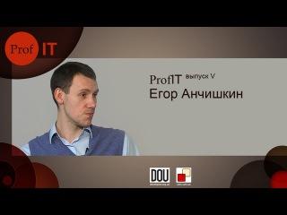 Профит Шоу выпуск V: Егор Анчишкин, серийный предприниматель