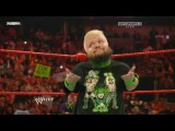 DX saves Hornswoggle on Monday Night RAW