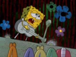 Spongebob Sings Dear Penis