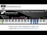 Steve's Theme by Aaron Zigman (The Last Song) - Piano Tutorial Video