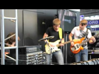 Музыка Москва 2011 - Vladimir Dimov trio .mov
