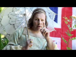 Philippe Katerine - La reine d'Angleterre (clip)