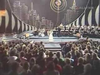 Роза Рымбаева - Озарение (Песня-78; муз. Арно Бабаджаняна - ст. Роберта Рождественского)