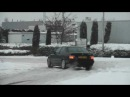 BMW E36 328i Snow Drift