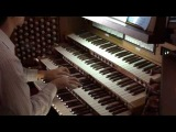 HD Canon in D major - Pachelbel - 5.1 Dolby - Organ Solo John Hong