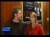 Once - Glen Hansard and Marketa Irglova interview in Glasgow