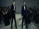 Би-2 Feat. Юлия Чичерина (Падает снег)!!! 2010