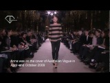 fashiontv | FTV.com - ANNA SELEZNEVA MODEL TALKS FALL/WINTER 2010 -2011