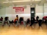 Tavia and Tamara Dancehall Class at BDC