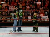 RAW 12/21/09 Hornswoggle Joins DX