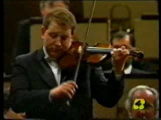 Shlomo Mintz Paganini Caprice 16 encore