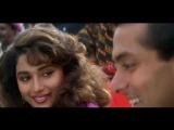 Salman Khan & Madhuri in Mujhse Judaa Hokar - Hum Aapke Hain Koun