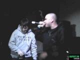 Slim (Centr) feat.Митя (Константа) - Пасмурно (LIVE-Воздух-080911)