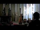 Aram Khachaturian - Oriental Dance and Toccata (A. Andrushchenko - harp)