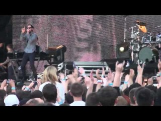 Faint - LINKIN PARK @ Red Square, Moscow_23.06.2011