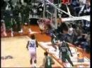 Michigan State Spartan Basketball AlleyOop v Kentucky '05