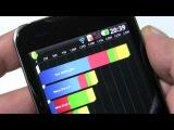 LG Optimus 2X Quadrant benchmark results (Stock ROM/ pre-production model)