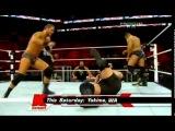 WWE Monday Night Raw 16.05.2011 - David Otunga &amp Michael McGillicutty vs Big Show &amp Kane
