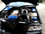 Mercedes W202 C180 Supercharger