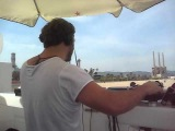 Lee Curtiss @ Visionquest vs. LOLA ED Sonar Off Barcelona 2011 Macarena Beach