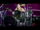 Jen Ledger Drum Solo 2010 Skillet's The Last Night
