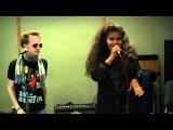 MaryAnna Savon (Марианна Савон) & Orange-band - Fooled ya baby (Nikka Costa cover) @ 2010