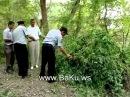 Azerbaycan polisinin ugurlu marixuana emeliyyati