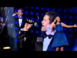 Kristin Chenowith and Matthew Morrison Performance Directed by Leon Knoles