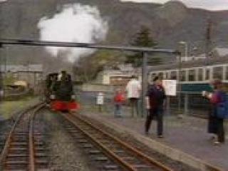 Путешествие вокруг Европы по железной дороге: Серия 6.Великобритания